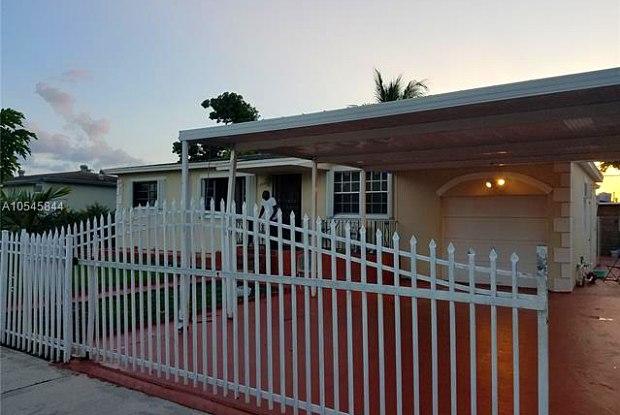 17950 NW 6th Ct - 17950 Northwest 6th Court, Miami Gardens, FL 33169