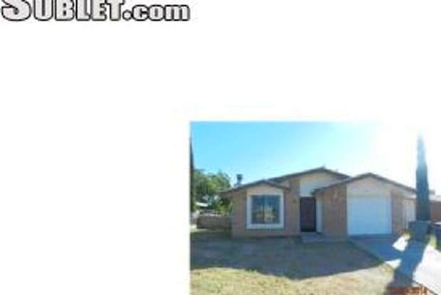 1766 Marlys Larson St - 1766 Marlys Larson Street, El Paso, TX 79936