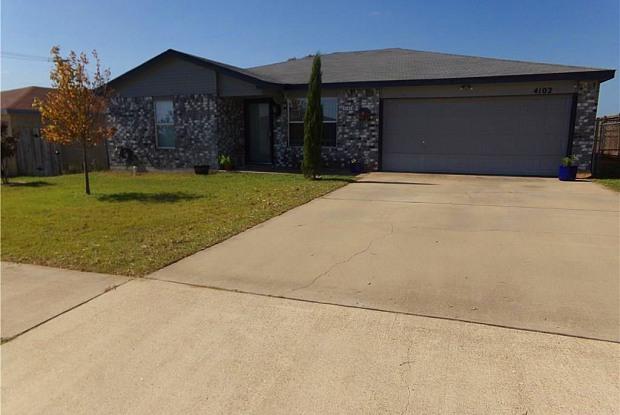 4102 Stallion - 4102 Stallion Drive, Killeen, TX 76549