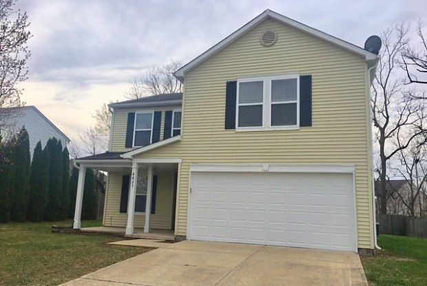 6827 Amber Springs Way - 6827 Amber Springs Way, Indianapolis, IN 46237