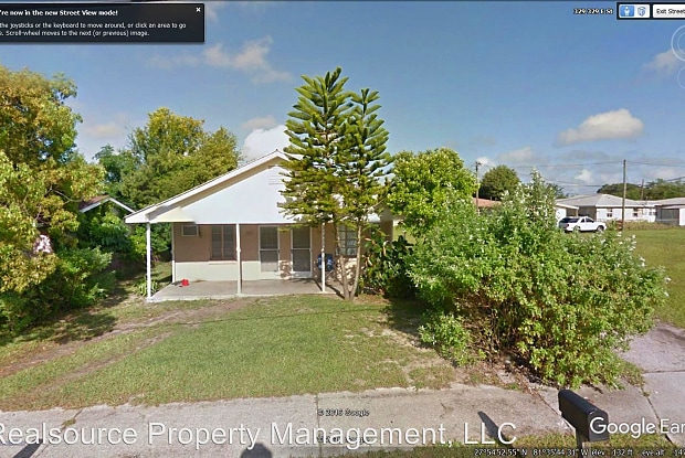 331 E Street POLK - 331 E Street, Lake Wales, FL 33853