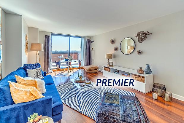 Evanston Place Apartments - 1715 Chicago Ave, Evanston, IL 60201