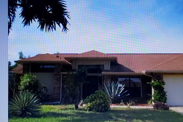 1701 Halfmoon Street - 1701 Halfmoon Street Northwest, Palm Bay, FL 32907