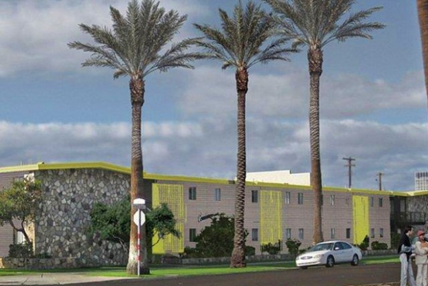 The Continental - 1030 N 3rd St, Phoenix, AZ 85004