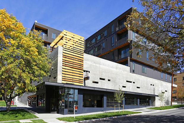 MOTO Apartments - 820 Sherman St, Denver, CO 80203