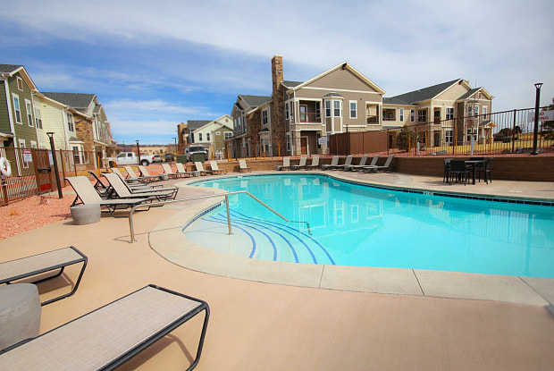 The Meadows Luxury Apartments - 2350 Meadows Blvd, Castle Rock, CO 80109