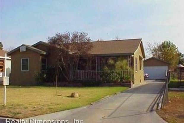 1508 El Sereno Dr. - 1508 El Sereno Drive, Bakersfield, CA 93304