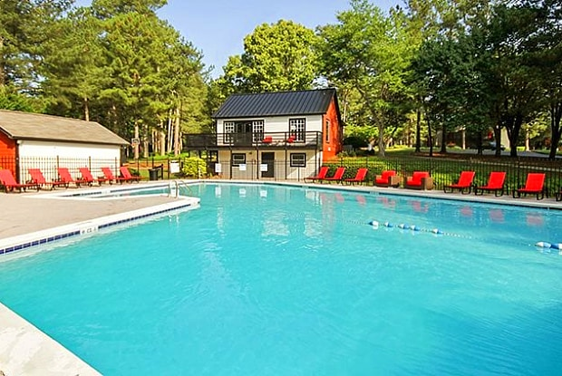 The BelAire Apartment Homes - 825 Powder Springs St, Marietta, GA 30064