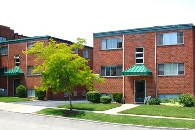 Kenilworth Apartments - 1336 Kenilworth Ave, Lakewood, OH 44107