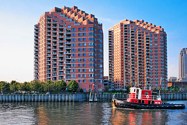 Portside Towers - 155 Washington St, Jersey City, NJ 07302