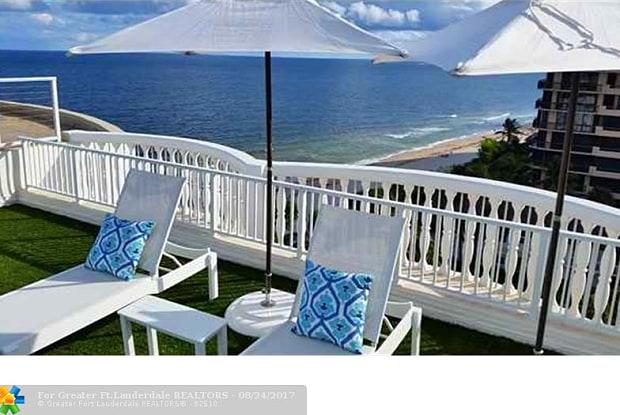 1220 S OCEAN BLVD - 1220 South Ocean Boulevard, Pompano Beach, FL 33062