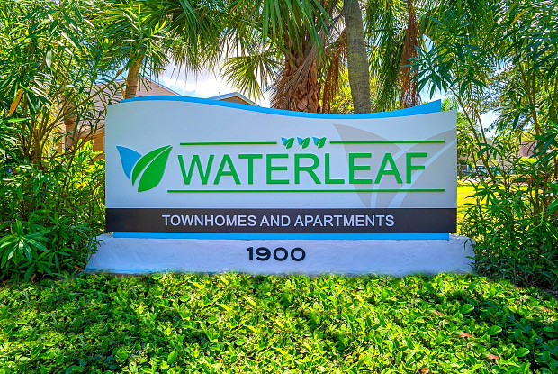 Waterleaf Townhomes - 1900 Southeast Hillmoor Drive, Port St. Lucie, FL 34952