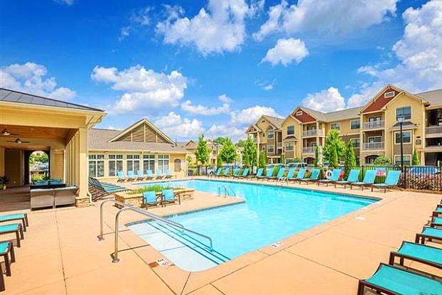 Ansley Falls Apartments - 6310 Ansley Falls Dr, Charlotte, NC 28217