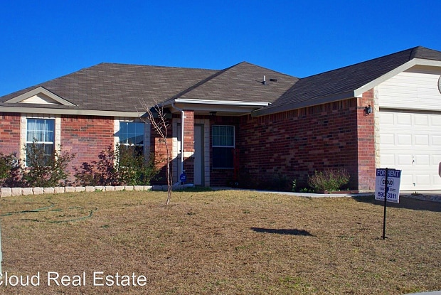 5502 LEATHER - 5502 Leather Drive, Killeen, TX 76549