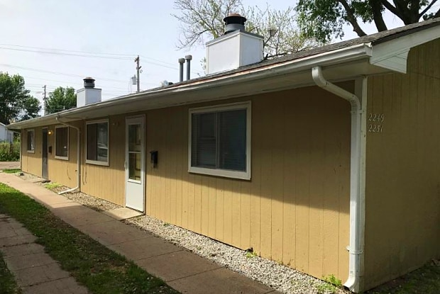2251 Orchard Street - 2251 Orchard St, Lincoln, NE 68503
