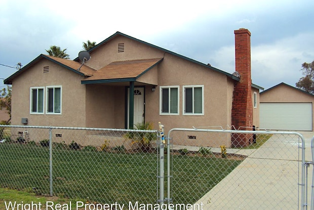 16957 Randall Ave. - 16957 Randall Avenue, Fontana, CA 92335