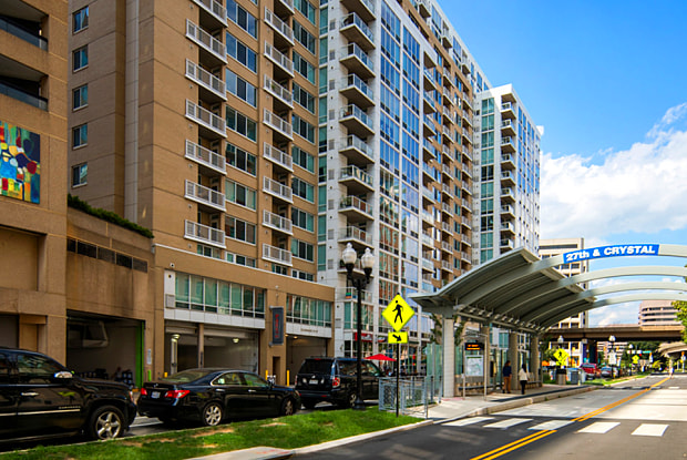 Concord Crystal City Apartments For Rent