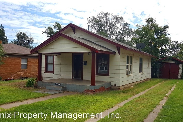 2209 20th St. - 2209 20th Street, Lubbock, TX 79411