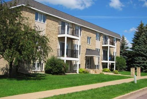 The Concorde Apartments - 2809 W 33rd St, Sioux Falls, SD 57105