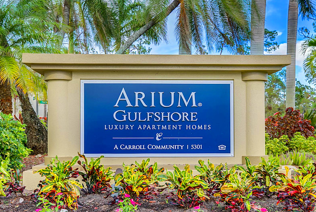 Arium Gulfshore - 5301 Summerwind Dr, Naples, FL 34109