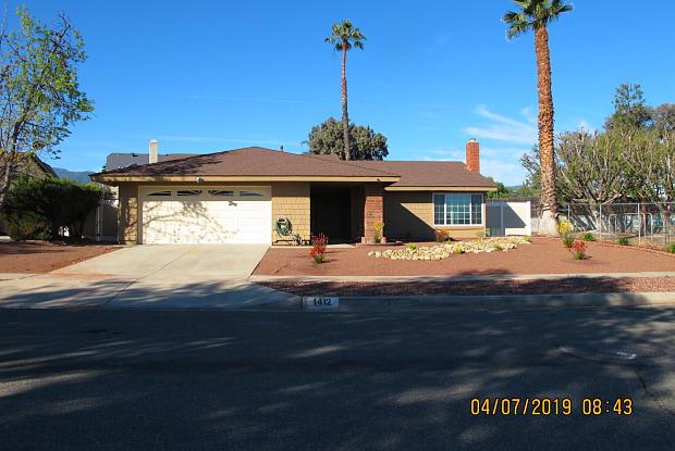 1412 Evergreen Ln - 1412 Evergreen Lane, Corona, CA 92879