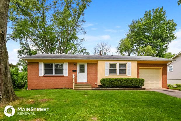 469 Denwood Court - 469 Denwood Court, Gahanna, OH 43230