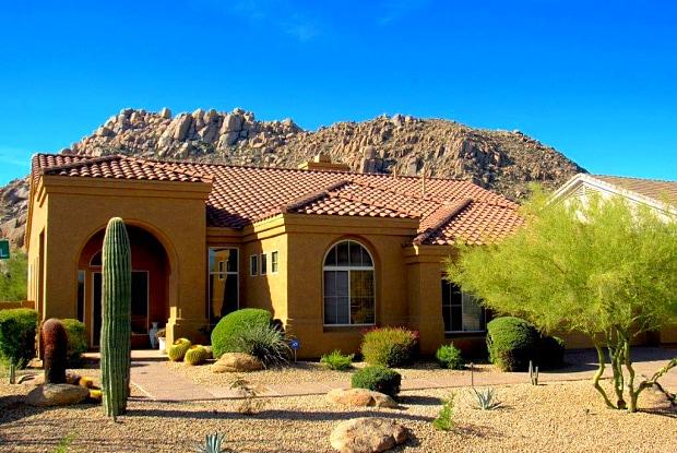 25720 N 115TH Place - 25720 North 115th Place, Scottsdale, AZ 85255