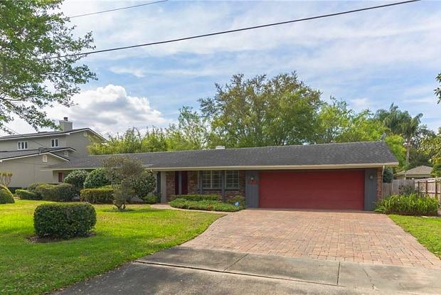 1731 SUMMERLAND AVENUE - 1731 Summerland Avenue, Winter Park, FL 32789