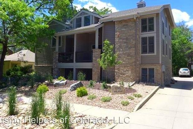 1725 18th Street #2 - 1725 18th Street, Boulder, CO 80302
