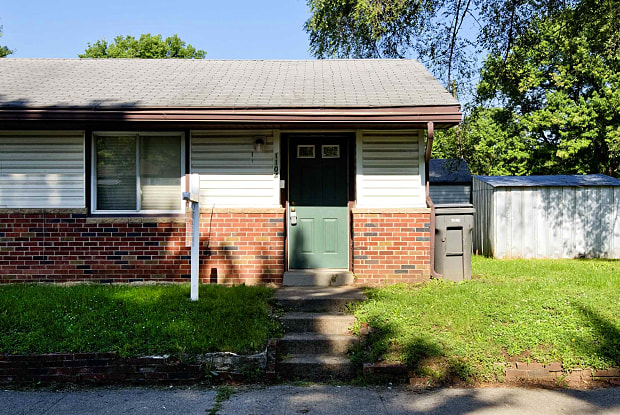 1104 N. Somerset Ave. - 1104 North Somerset Avenue, Indianapolis, IN 46222