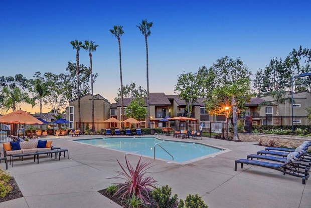 Park Pointe Rancho San Diego Apartments For Rent
