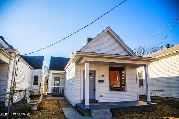 1004 E Saint Catherine St - 1004 East Saint Catherine Street, Louisville, KY 40204
