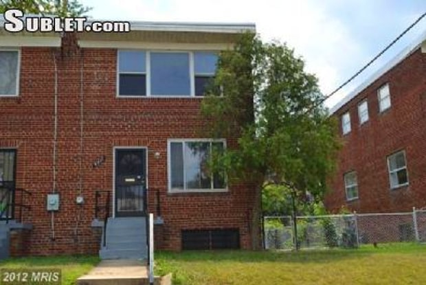 4011 Clay Place Ne - 4011 Clay Pl NE, Washington, DC 20019