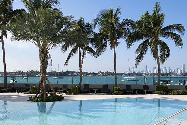 Flamingo Point North and South Towers - 1508 Bay Rd, Miami Beach, FL 33139