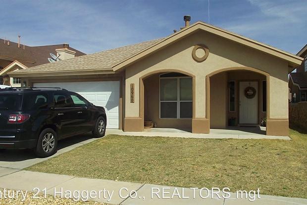 10960 Cattle Ranch - 10960 Cattle Ranch Street, El Paso, TX 79934