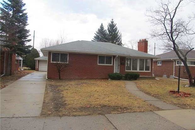 17747 W OUTER Drive - 17747 W Outer Dr, Dearborn Heights, MI 48127