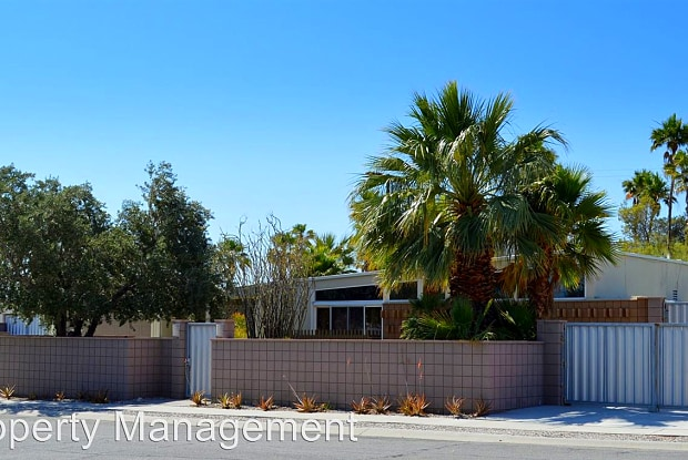 915 E. Janet Cir - 915 East Janet Circle, Palm Springs, CA 92262