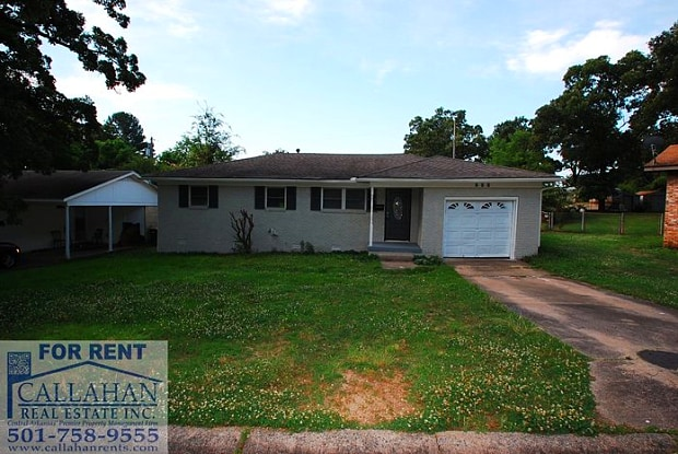 808 Buttercup Circle - 808 Buttercup Circle, North Little Rock, AR 72118
