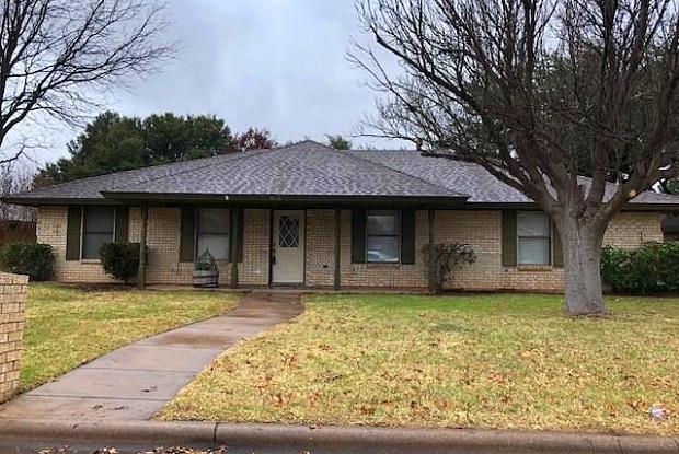 3818 Westchester Drive - 3818 Westchester Drive, Abilene, TX 79606