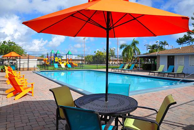 Pompano Palms Apartments - 401 NW 34th St, Pompano Beach, FL 33313