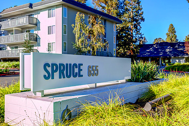 Spruce Apartments - 655 S Fair Oaks Ave, Sunnyvale, CA 94086
