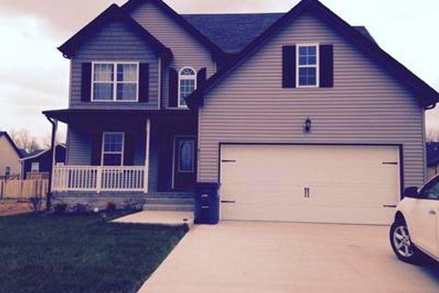 611 Fennec Way - 611 Fennec Way, Clarksville, TN 37042