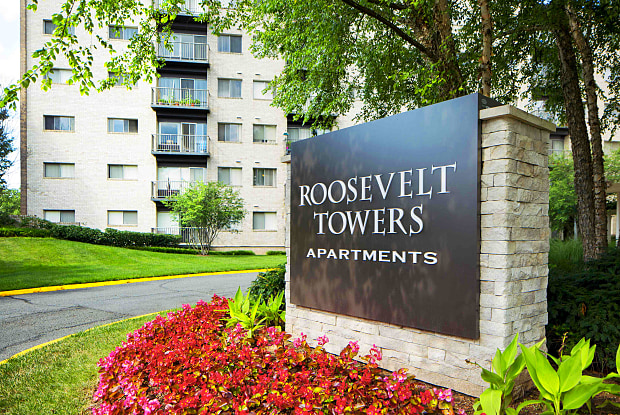 Roosevelt Towers - 500 Roosevelt Blvd, Falls Church, VA 22044