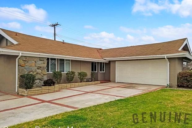 18642 Redwood Street - 18642 Redwood Street, Fountain Valley, CA 92708