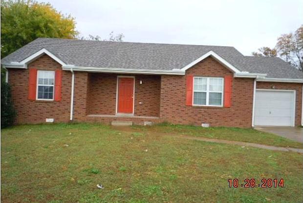 3383 Queensbury Road - 3383 Queensbury Road, Clarksville, TN 37042