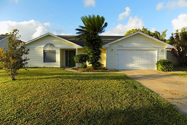 4530 Olympic Drive - 4530 Olympic Drive, Port St. John, FL 32927
