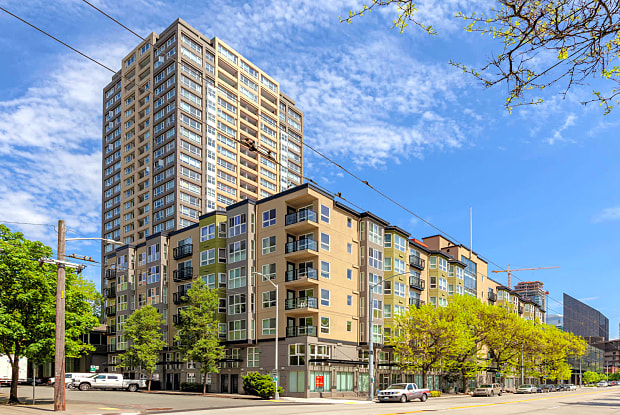 Centennial Tower and Court - 2515 4th Ave, Seattle, WA 98121