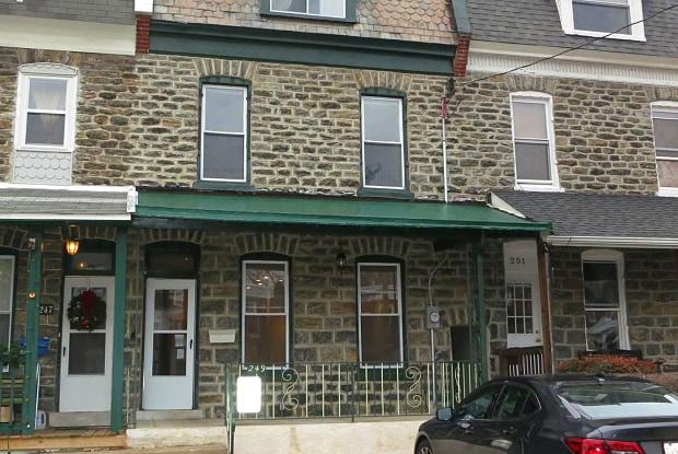 249 ROCHELLE AVENUE - 249 Rochelle Avenue, Philadelphia, PA 19128