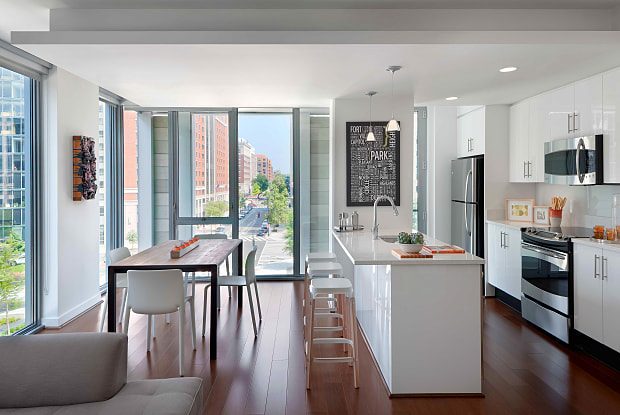 The Apartments at CityCenter - 799 10th St NW, Washington, DC 20001