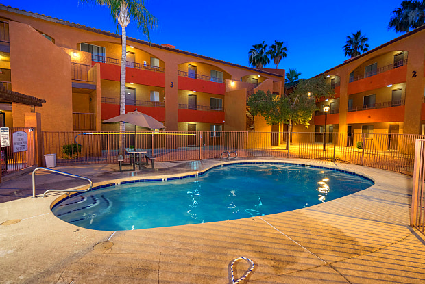 Palm Aire Apartments - 6241 N 27th Ave, Phoenix, AZ 85017
